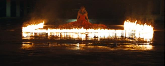 Beyonce fire Lemonade2