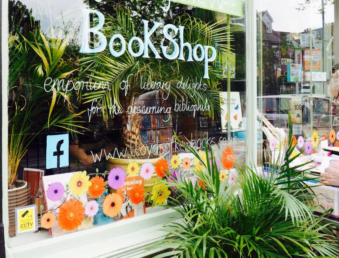 Lloyds of Kew bookshop