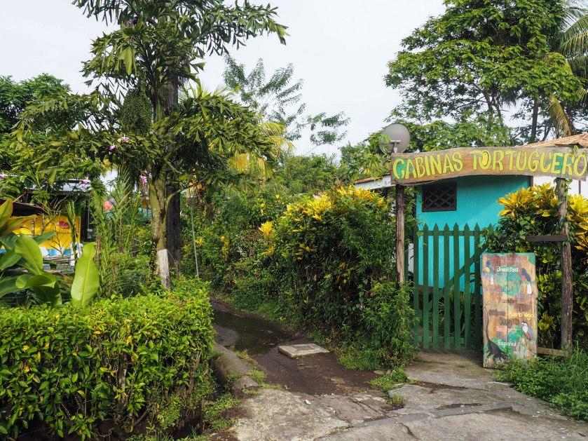 Tortuguero Village, Costa Rica via A Ranson Note