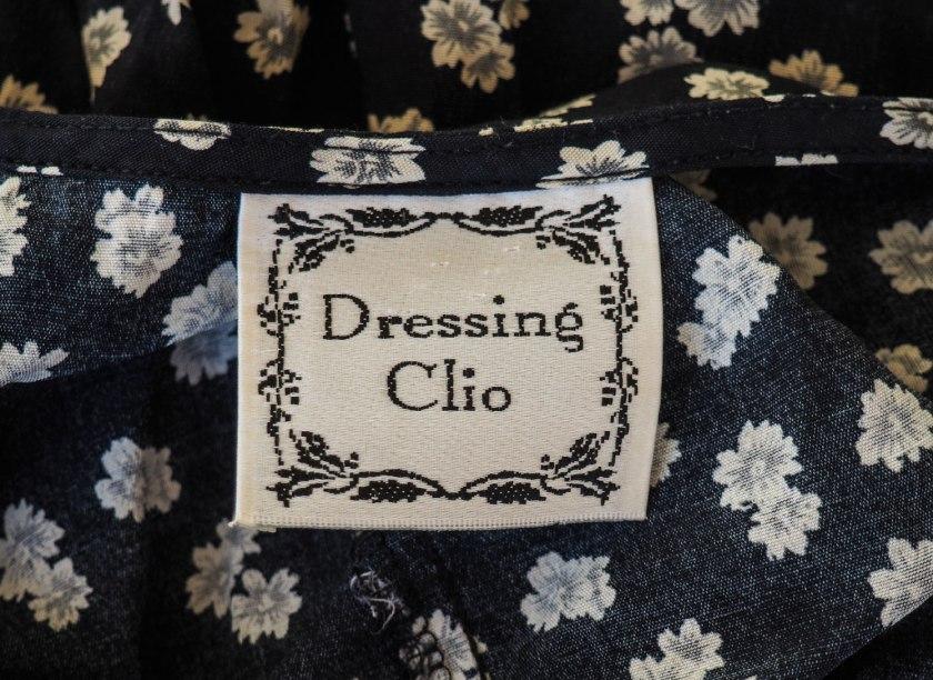 Dressing-Clio